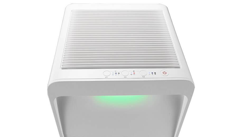 Sinclair Luftreiniger mit HEPA und UV + Ionisator