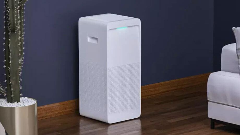 Sinclair Luftreiniger 600 Kubik in der Stunde