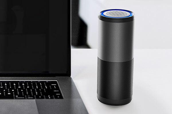 smart + care Luftreiniger Desktop